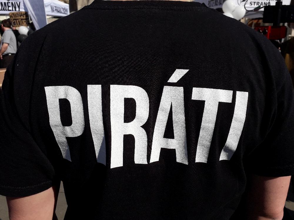 Hoffnungen ruhen auf den tschechischen Piraten.
