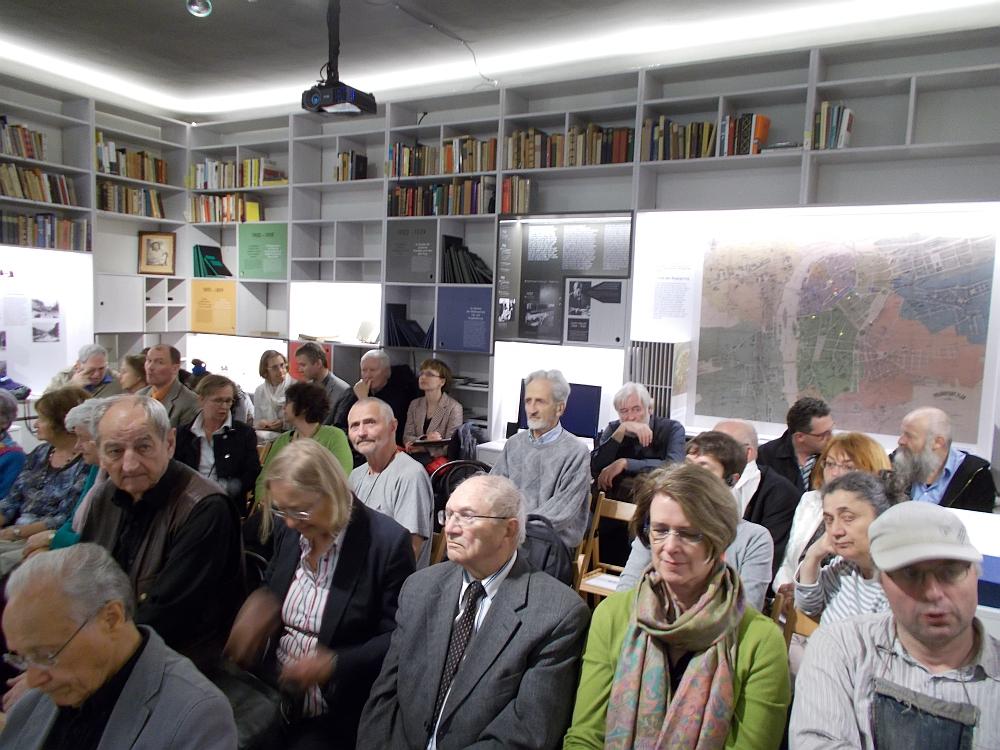 Zahlreiche Besucher kamen aus Prag und dem Umland.