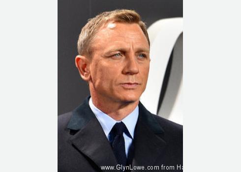 """Daniel Craig - Film Premiere """"Spectre"""" 007 - Auf dem roten Teppich in Berlin (Bildquelle siehe Fußnote)"""