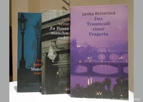 Drei Bücher, die wir uns näher im Rahmen der Berichterstattung angesehen haben.