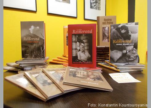 Bücher und CDs auf Deutsch und Tschechisch