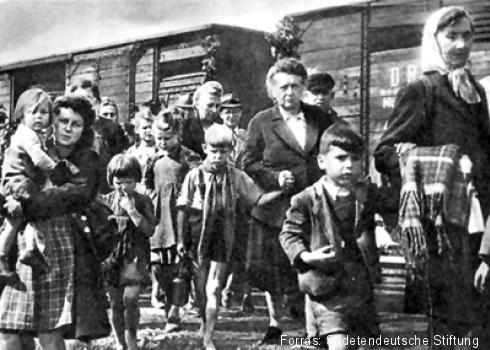 Sudetendeutsche 1945
