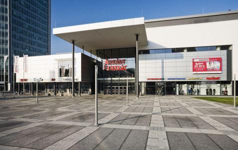 shopping center in prag ark dy pankr c prag aktuell. Black Bedroom Furniture Sets. Home Design Ideas